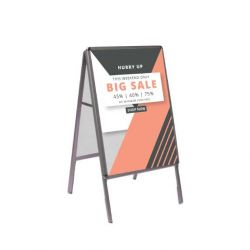 "A-Frame (Double-Sided) 24"" x 36"" - #H3"